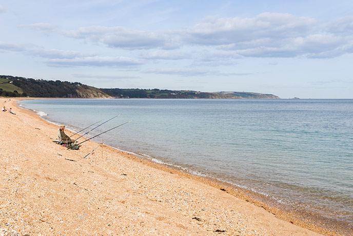 Slapton Sands is a gorgeous golden beach in south Devon.