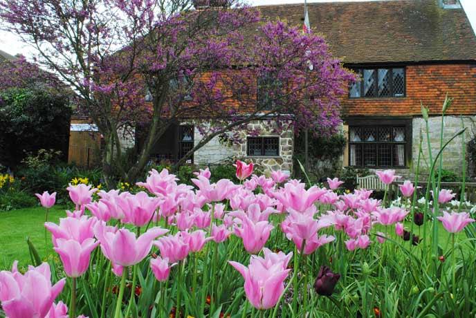 Almonry Gardens, Sussex