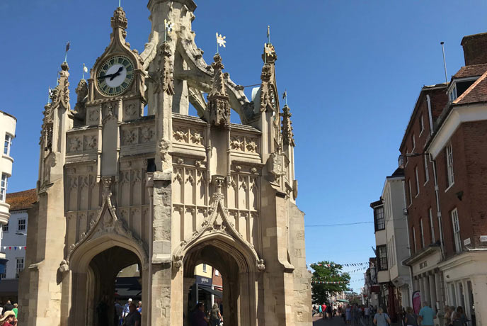 An Adventure in Chichester