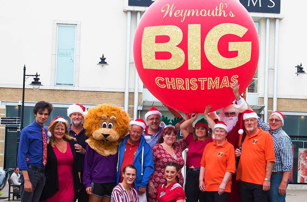 Weymouth BIG Christmas in Dorset