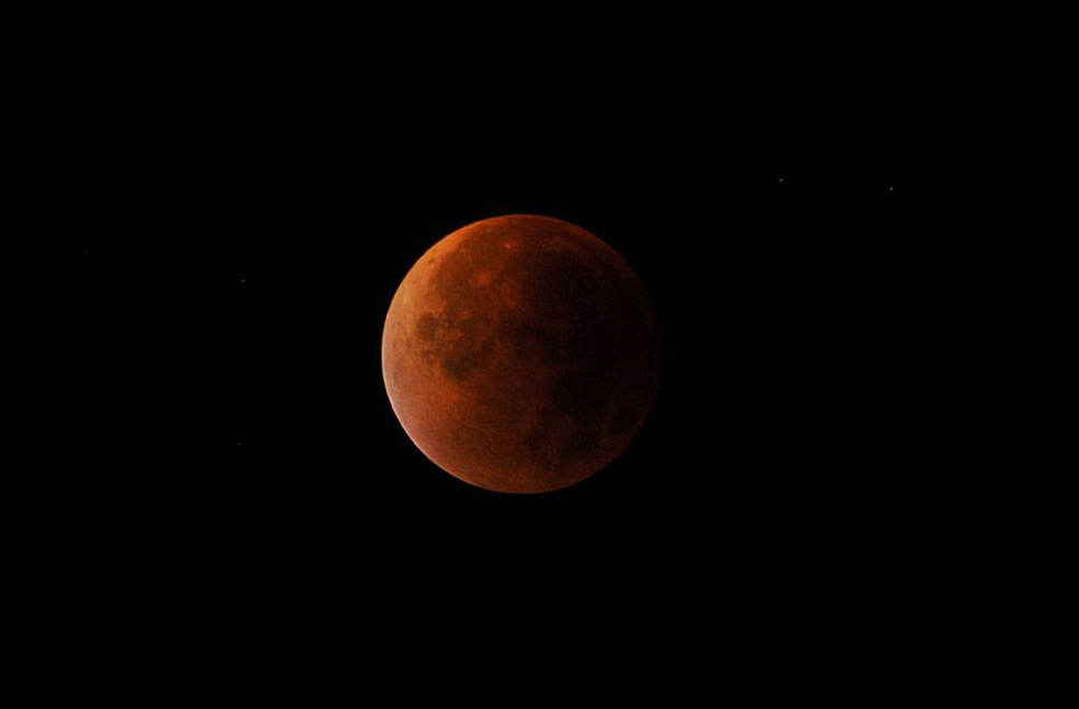 Blood Moons and Dark Sky Tourism