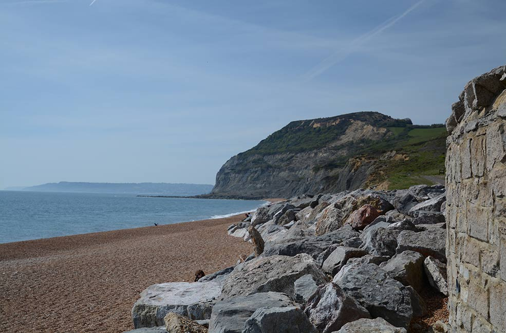 Hop into the sea on Dorset's Jurassic coast for a new way to see the coastline, just don't get too close to the cliffs!