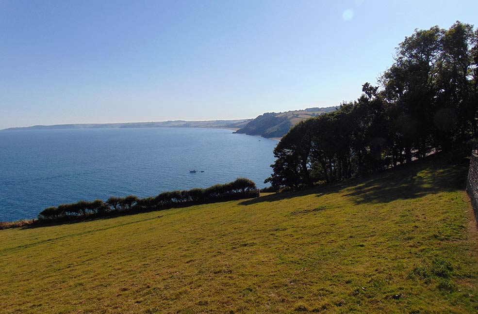 The landscapes and seascape of the South Hams is enchanting for kids and grown ups alike.