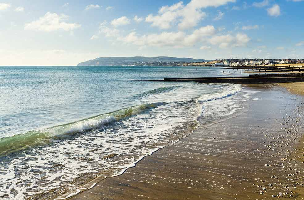 There are some fantastic family friendly and dog friendly beaches on the Isle of Wight.