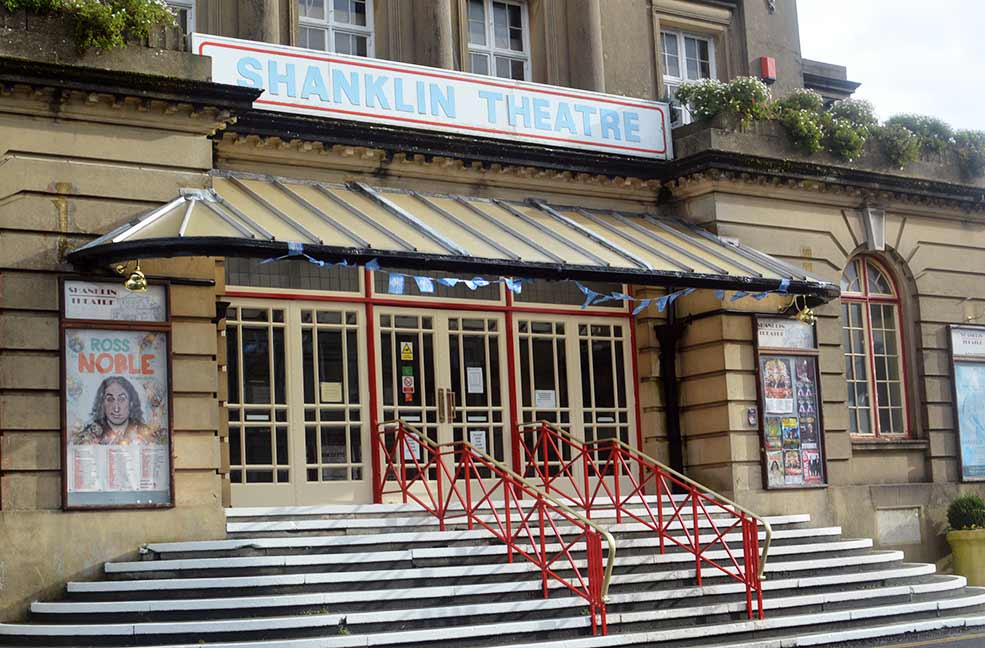Top 4 Isle of Wight theatres