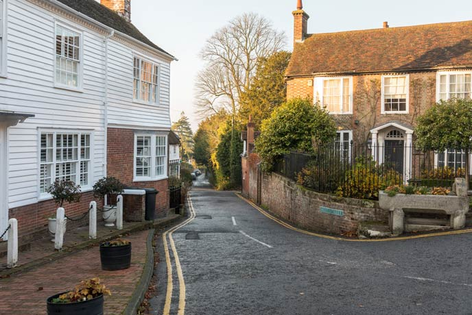 Mayfield is a lovely village in East Sussex at the heart of the High Weald Area of Outstanding Natural Beauty.