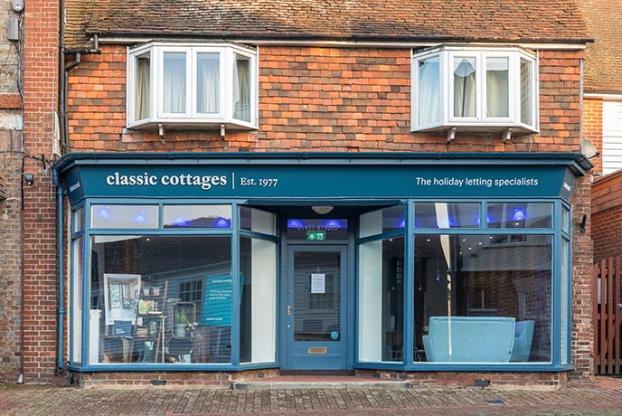 Our latest office has opened in the village of Mayfield.