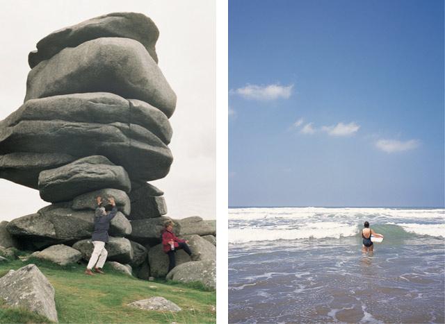 Bodmin and the Norh coast