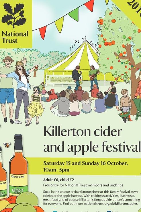 October Events In Devon