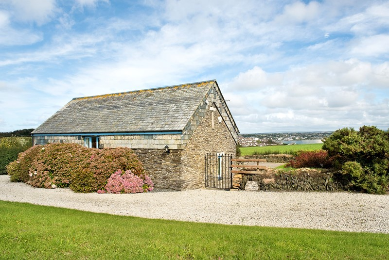 Treretherne Barn makes a great base for exploring Padstow.