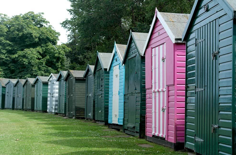 Ryde huts