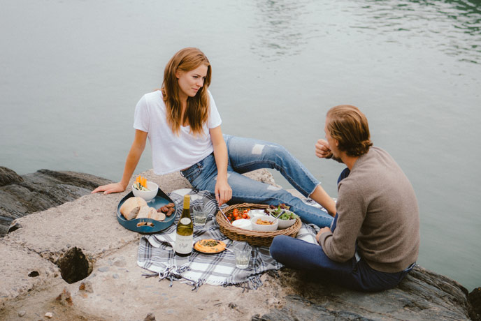 Take a picnic with you