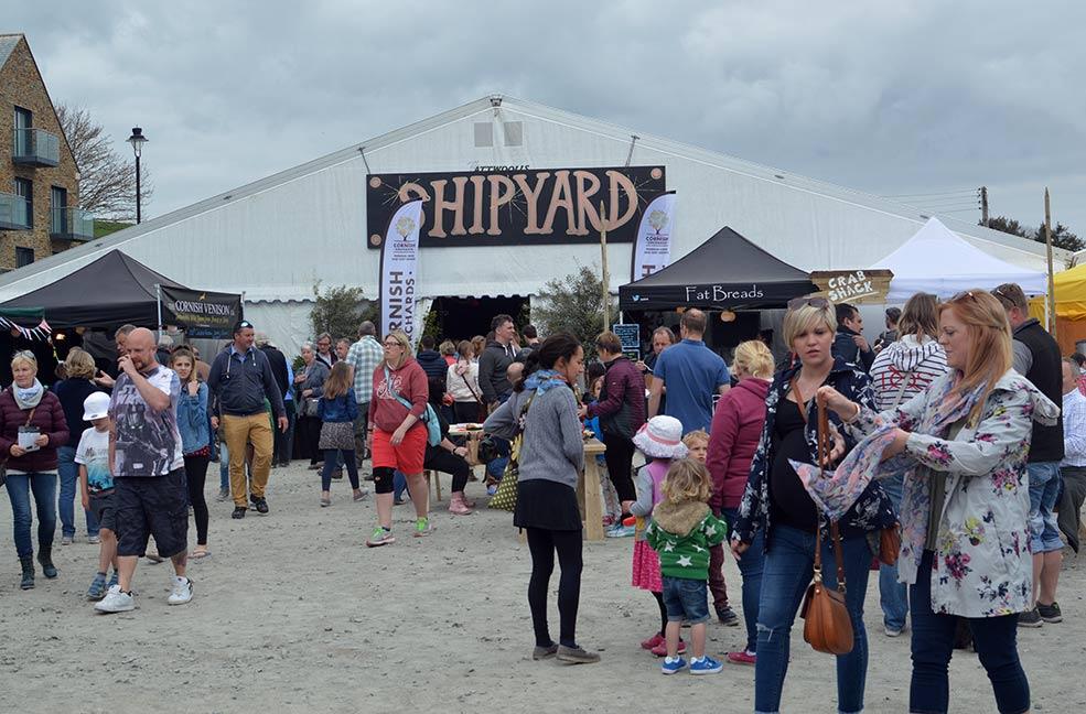 Summer festivals in Hampshire