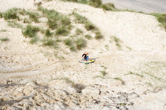 Dunesurfing