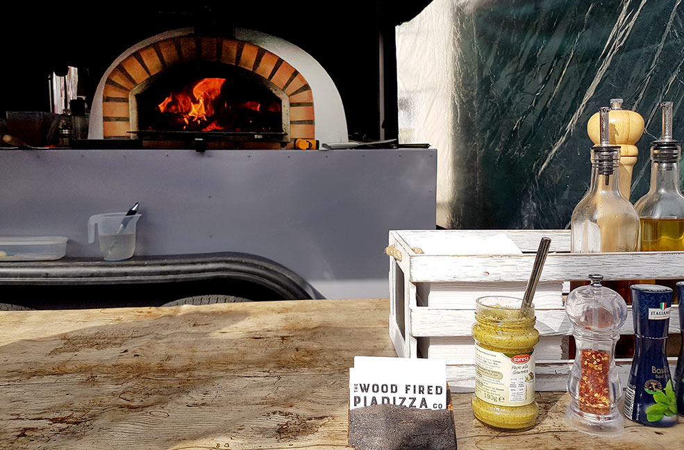 Woodfired Pizza Beaminster