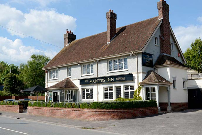 The Martyrs Inn in Tolpuddle