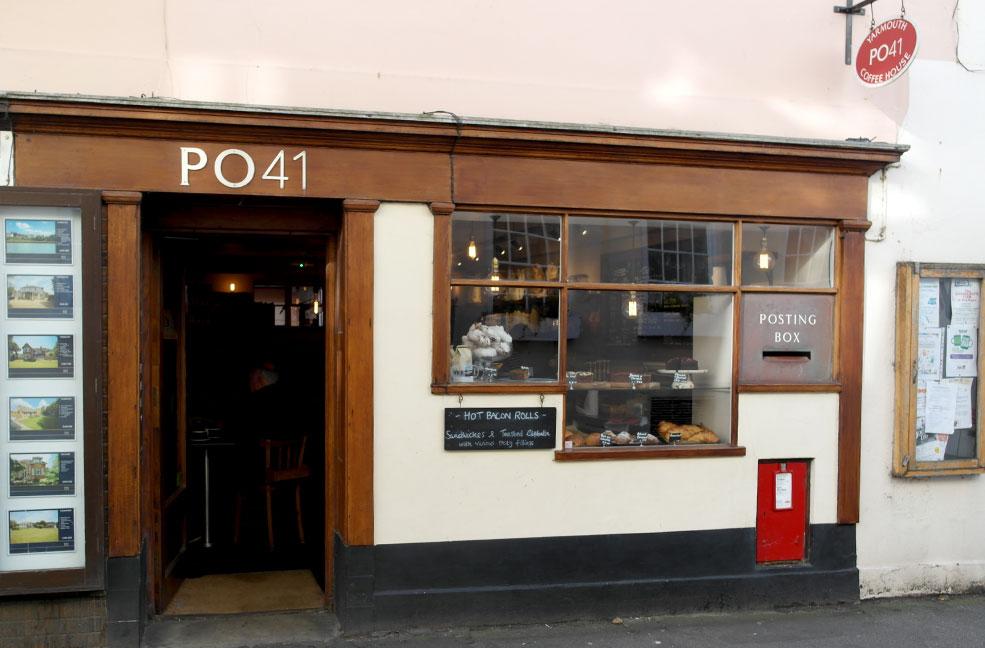 PO41 Yarmouth