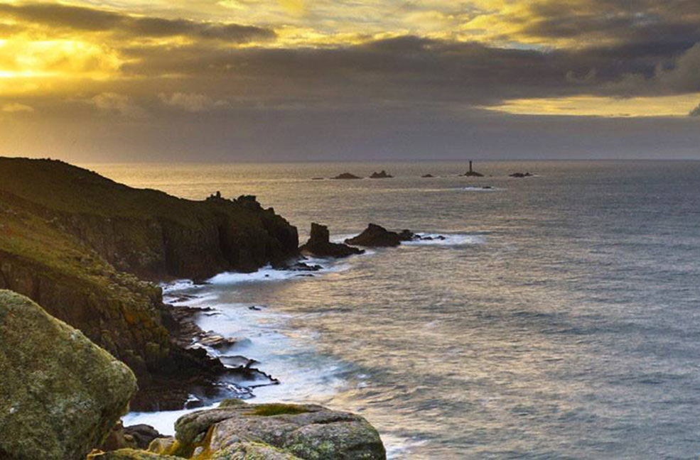 Marvel at the beauty of the most westerly point of England. Land's End makes for a good day out walking the wild west of Cornwall.