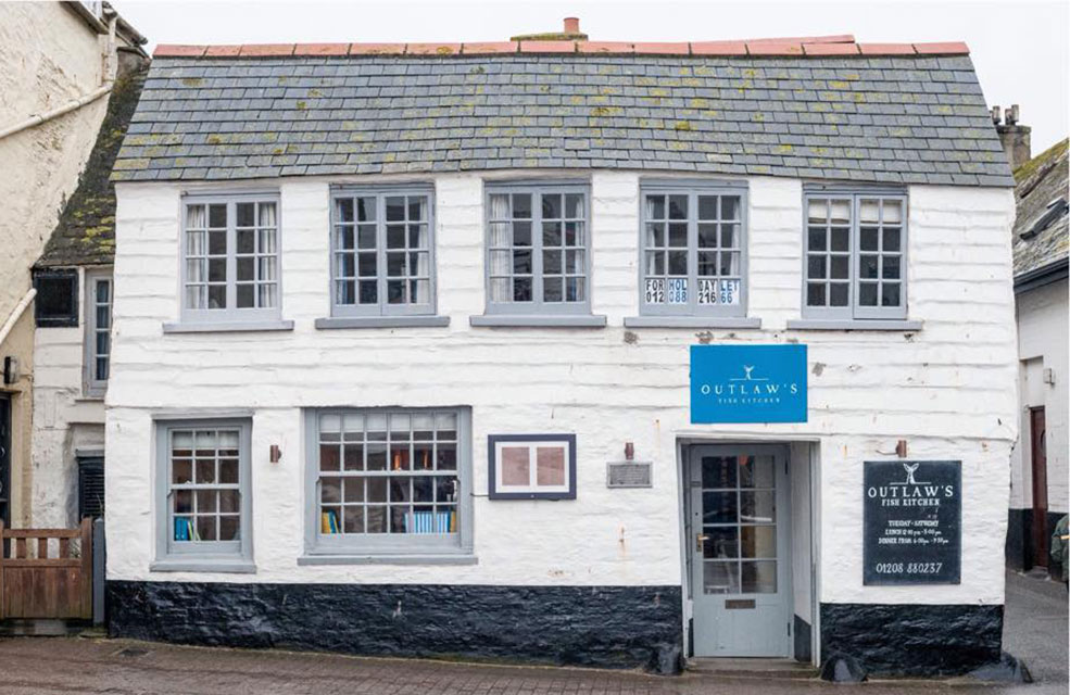 Visit Nathan Outlaws in Port Isaac for a fresh new take on fine dining in Cornwall.