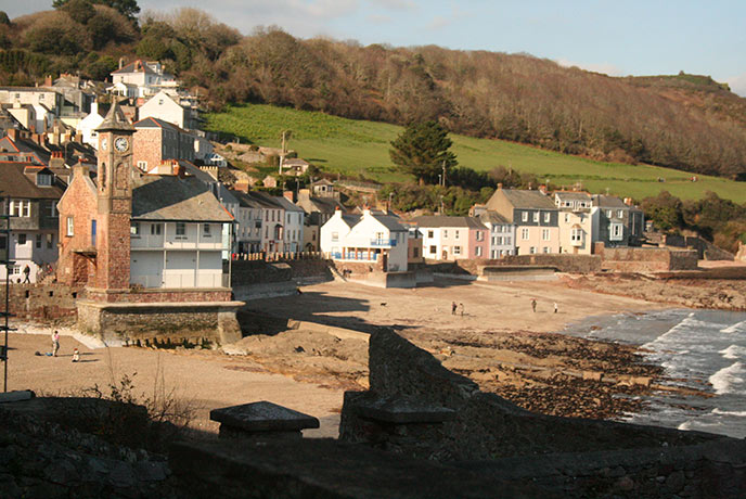 The views from Kingsand and Cawsand are just beautiful.
