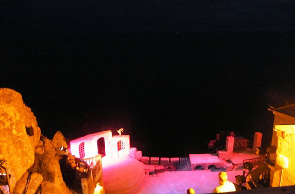 The Minack Theatre hosts some brilliant performances throughout summer.