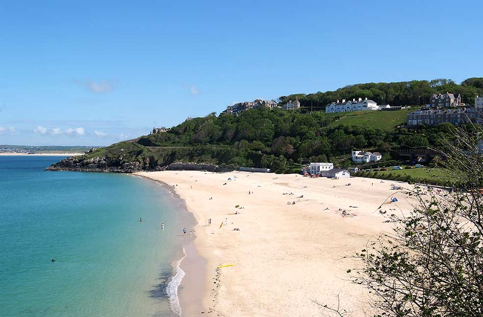 Porthminster dog beach