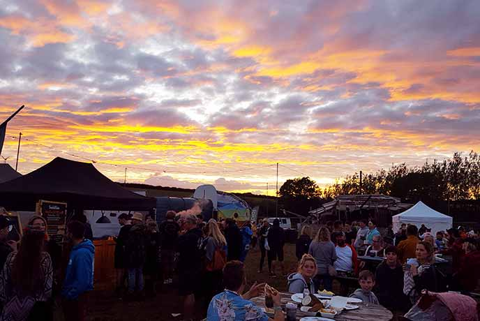 Festival season continues way beyond August in Cornwall.
