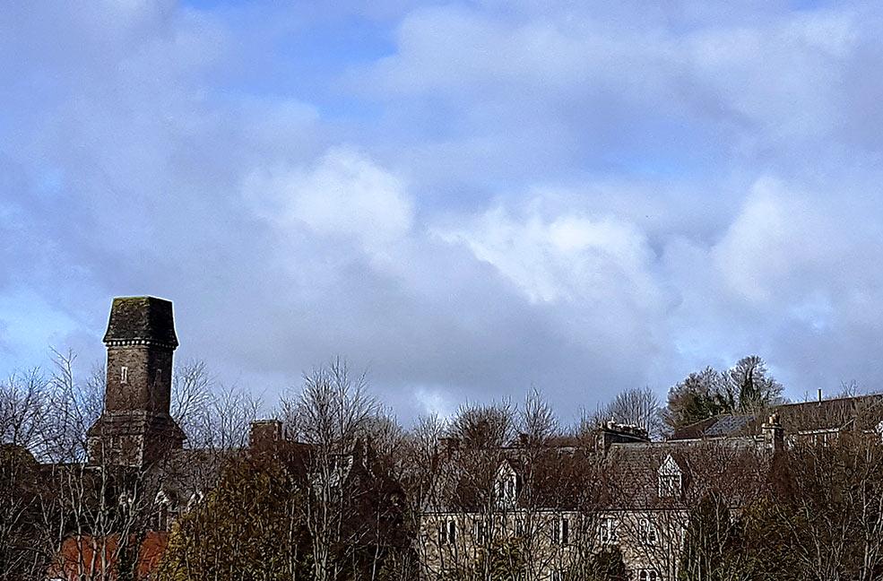 Bodmin skyline