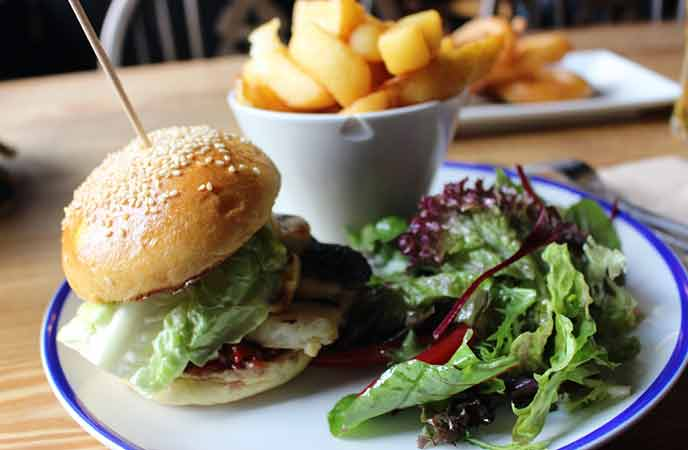 Tasty burgers are served up across the county: time for that beer and burger tour!
