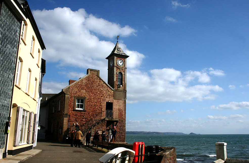 Church at Kingsand and Cawsand