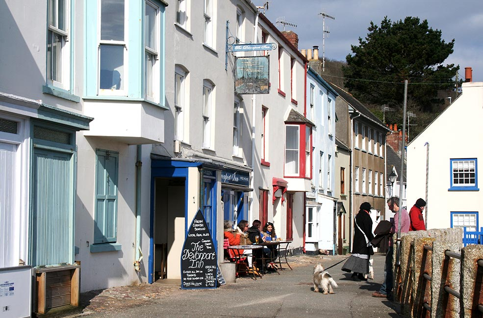 Wining and Dining | Kingsand and Cawsand