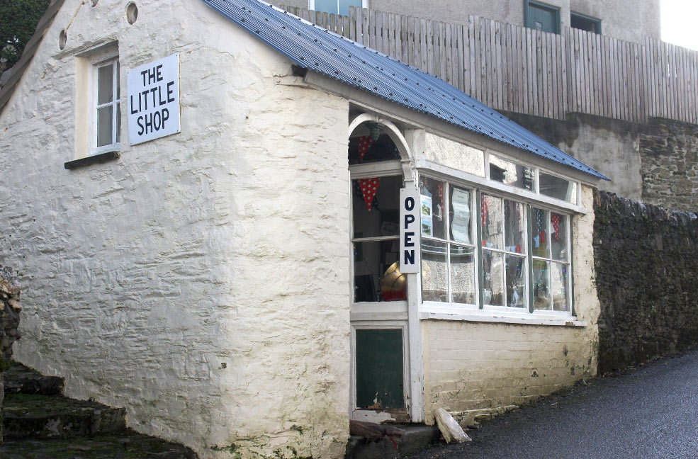 The Little Shop Lerryn