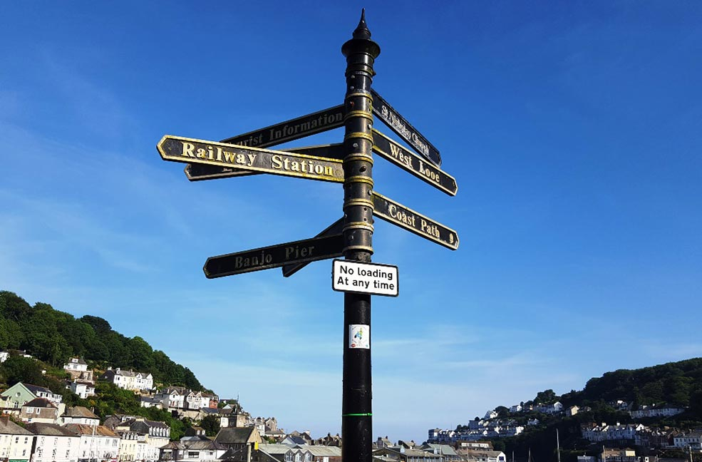 Looe attractions