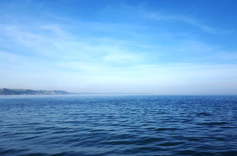 Looe seaview
