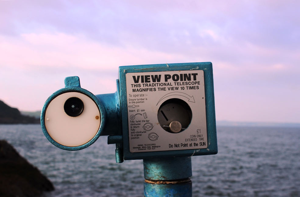 Mevagissey viewpoint