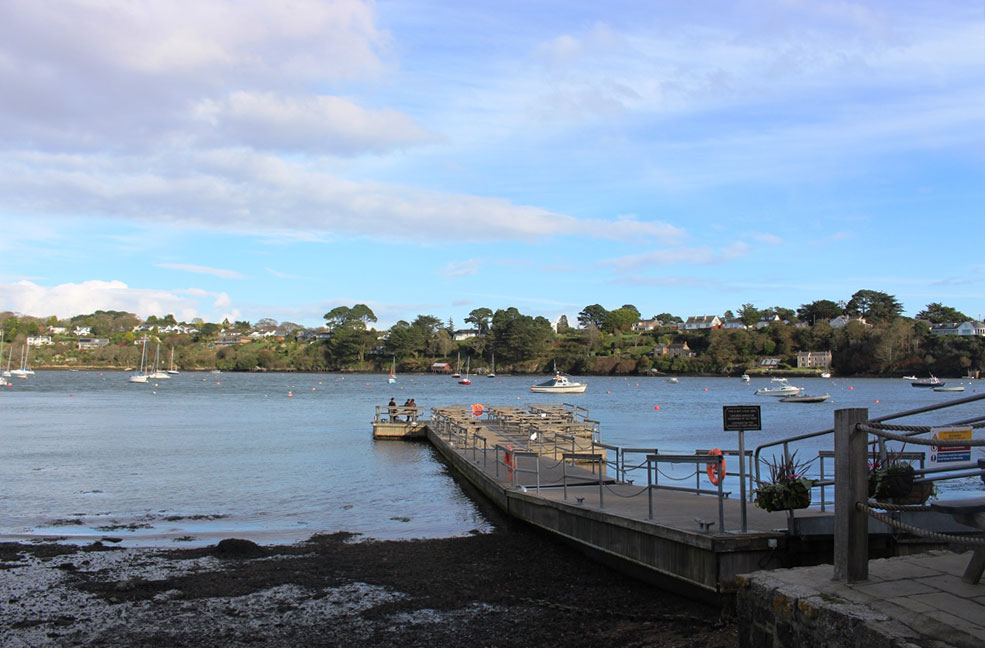 Review: Lunch at the Pandora Inn, Cornwall