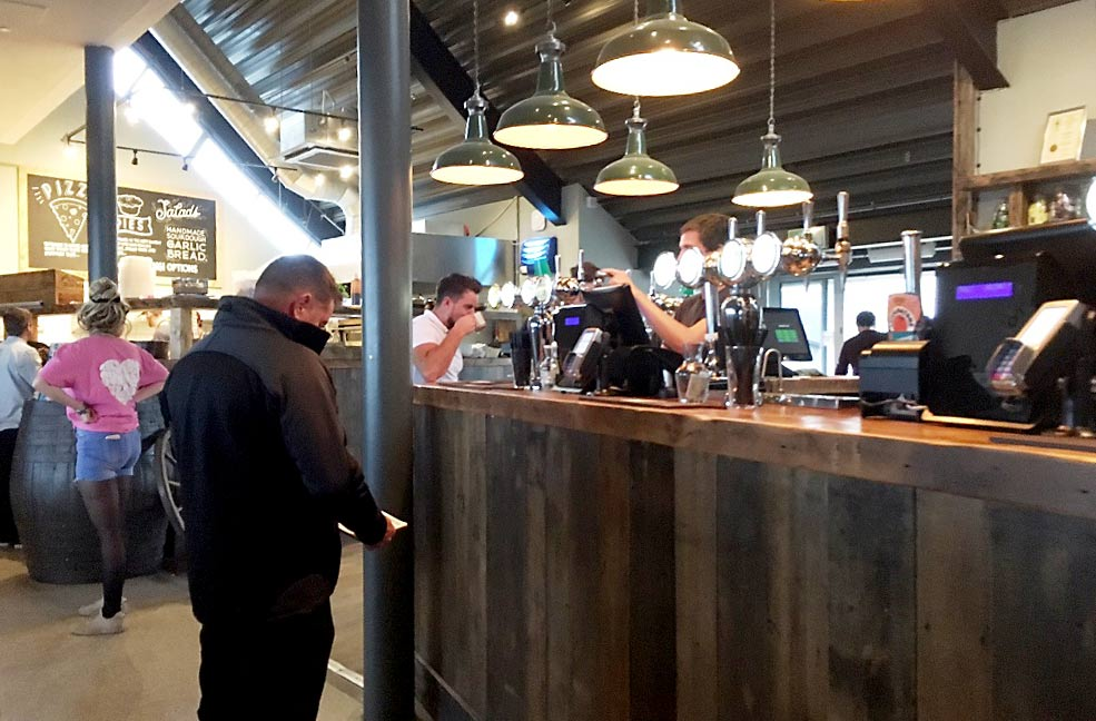 Stable bar Fistral