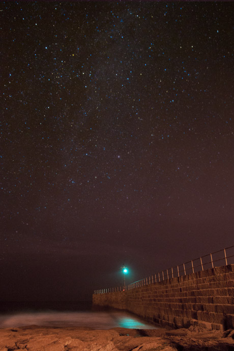 Cornwall is a beautiful place to see the night sky and try out dark sky tourism.