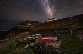 Guide to stargazing in Cornwall