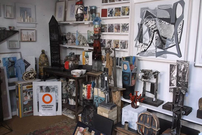 Explore artists and designers studios at this annual Cornwall event.