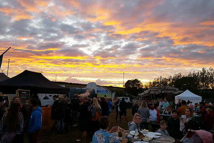 Start your party season with a plethora of festivals in Cornwall.