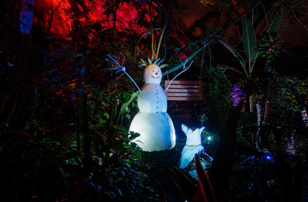 December at Eden, photo credit: The Eden Project