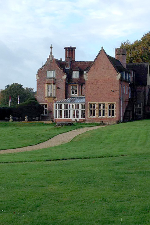 Burley Manor Hotel
