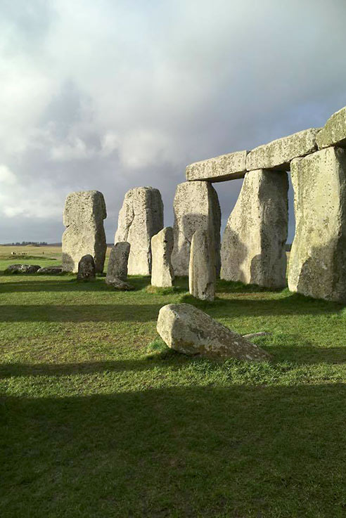 Stonehenge filming location