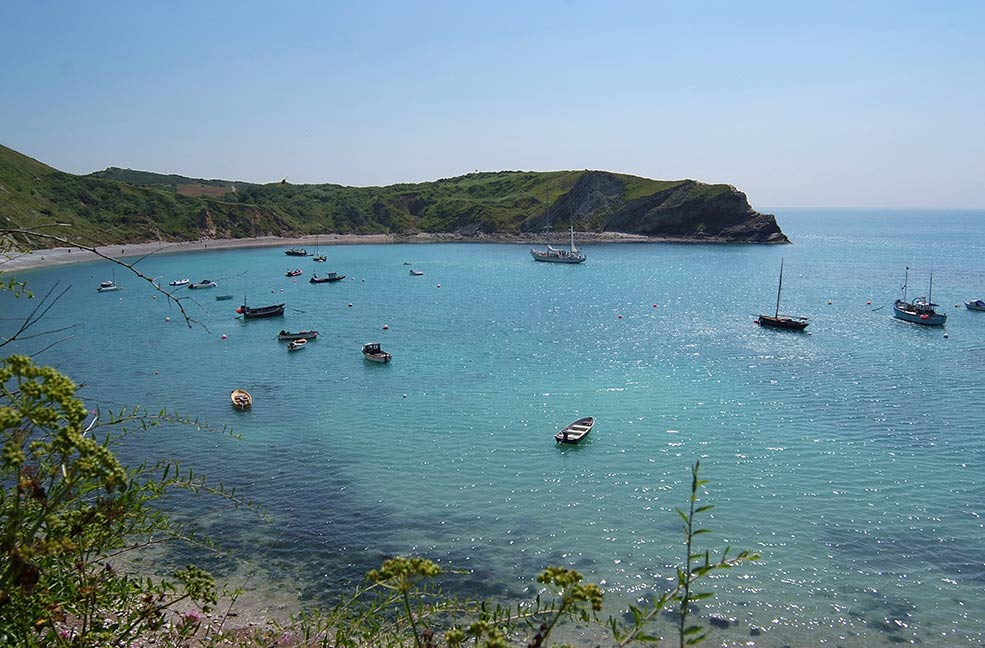 Things to do in Lulworth Cove