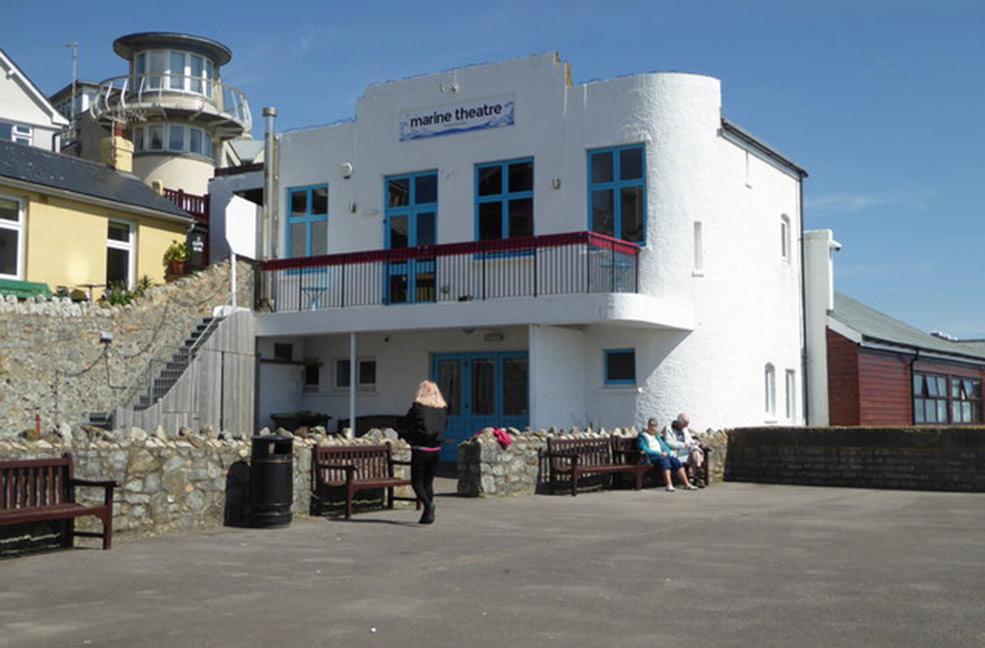 Marine Theatre Dorset