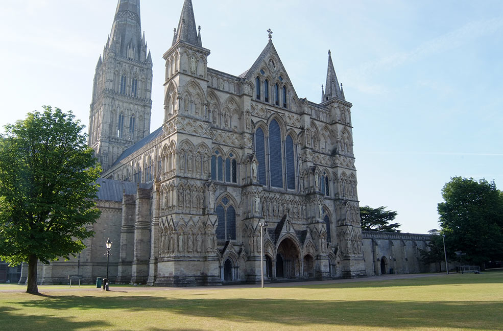 Favourite places to eat in Salisbury