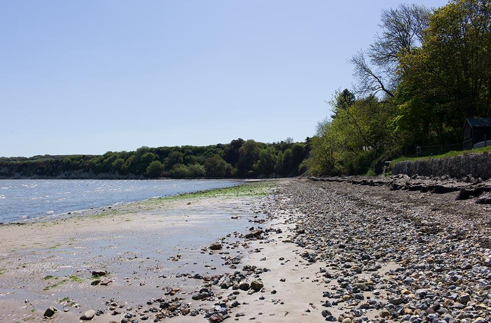South beach Swanage