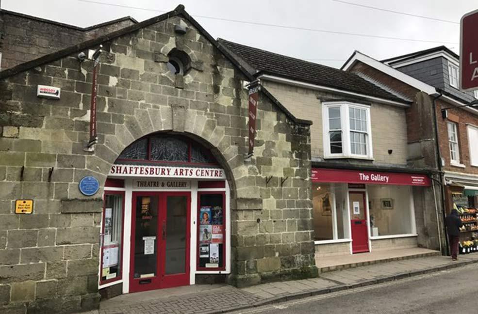 Shaftesbury Arts Centre