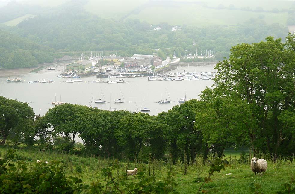 Dartmouth view